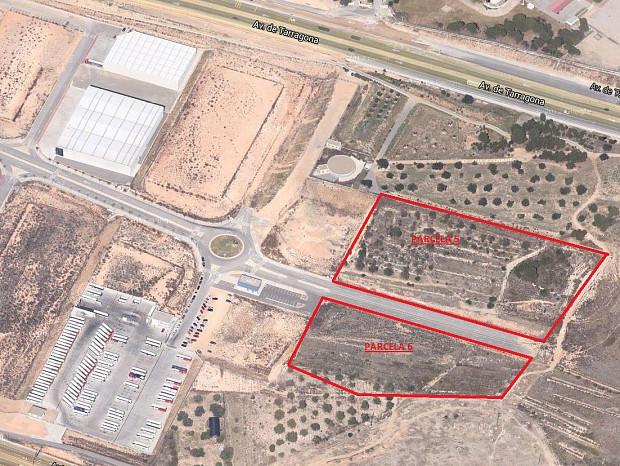 Solar industrial / logístic en venda o lloguer de 15.166 m² - Barcelona Cod. 15539 #1