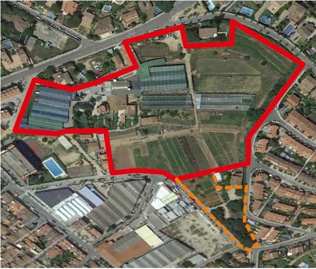 Solar residencial en venda al municipi de Vilassar de Dalt, Barcelona.  #1
