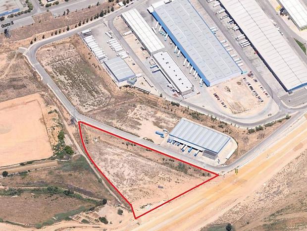 Solar industrial / logístic en venda o lloguer de 16.070m² - Lleida Cod. 15562 #1