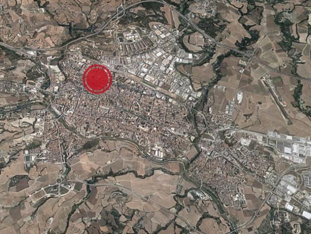Solar ubicado en el centro del municipio de Igualada, Barcelona. #7