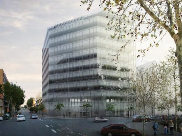 Edifici d'oficines 'Claus en Mà' zona 22@ - Cod. 17880 #1