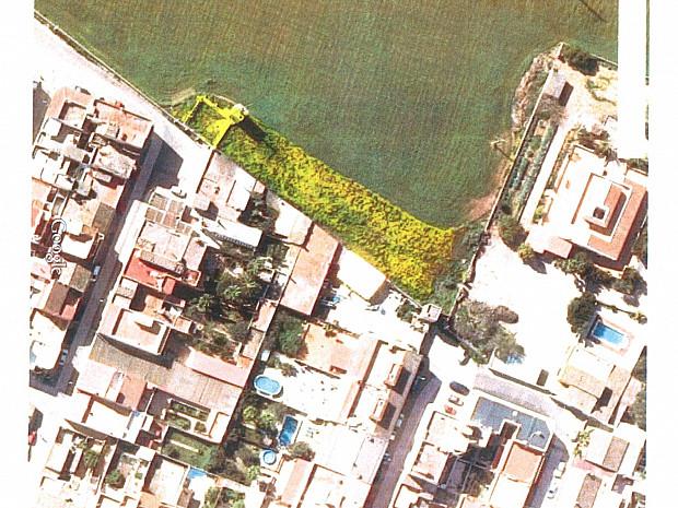 Solar de 856,76 m² en Es Pilari, Palma. Edificabilidad de 19 viviendas. #2