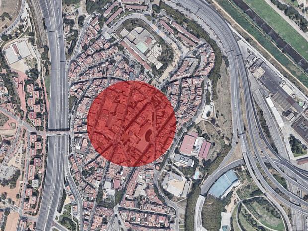 Solar en venda al districte de Sant Andreu, Barcelona. #1