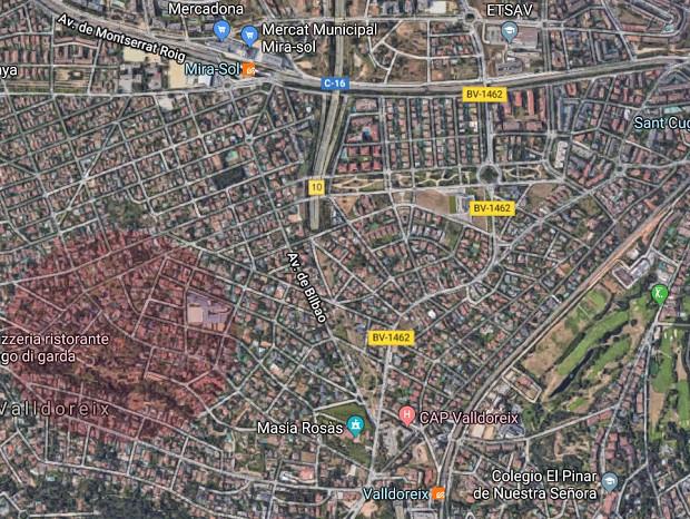 Solar residencial en  Sant Cugat del Vallès #4