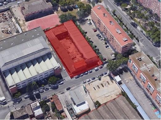 Solar industrial en venta de 2.853 m² - Hospitalet de Llobregat, Barcelona. #1