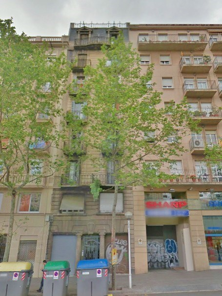 Residential building in the Eixample - Cod. 254 #1