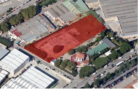 Solar industrial en venta de 6.513 m² - Polinya, Barcelona #1