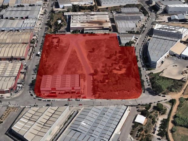 Solar industrial en venta de 26.002 m² - Caldes de Montbui , Barcelona #1