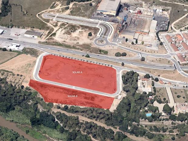 Solar industrial en venta de 13.960 m² - Manresa, Barcelona #1