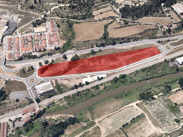 Solar industrial en venda de 25.630 m² - Manresa, Barcelona #1