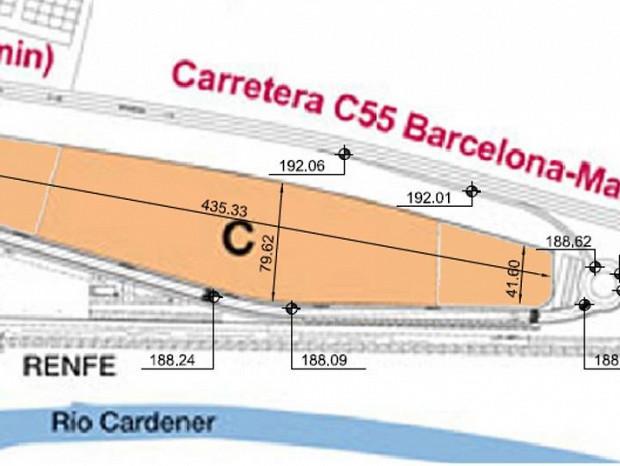 Solar industrial en venda de 25.630 m² - Manresa, Barcelona #2