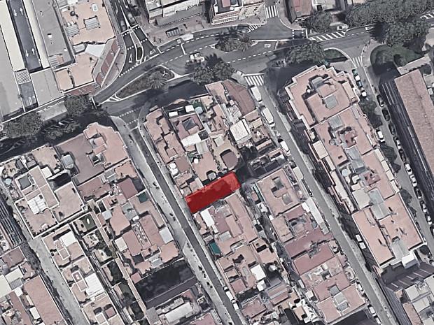 Solar residencial a Sant Josep, L'Hospitalet de Llobregat #1
