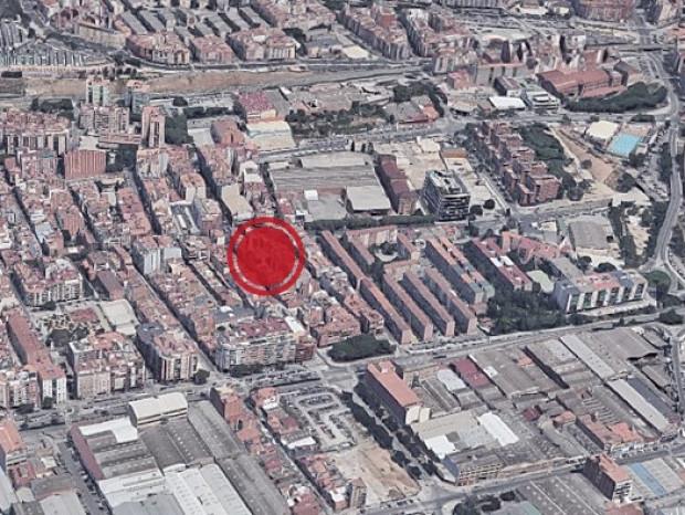 Solar residencial a Sant Josep, L'Hospitalet de Llobregat #2