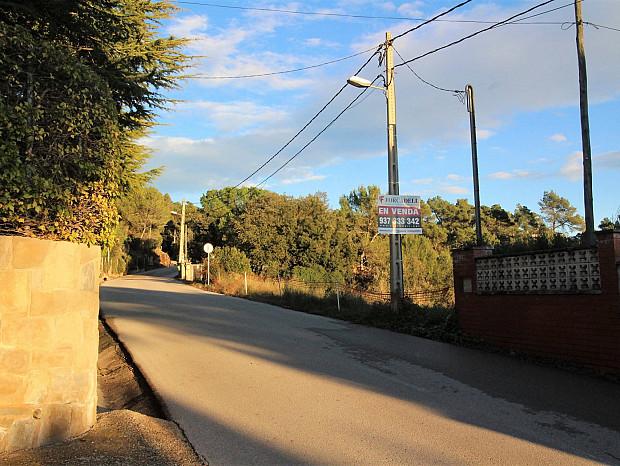 Terreno urbanizable en Vacarisses #7
