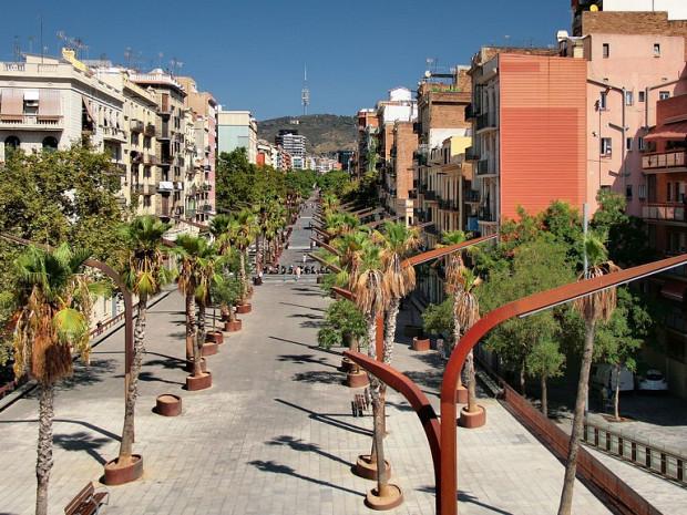 Edificio residencial en rentabilidad, Barcelona. #1