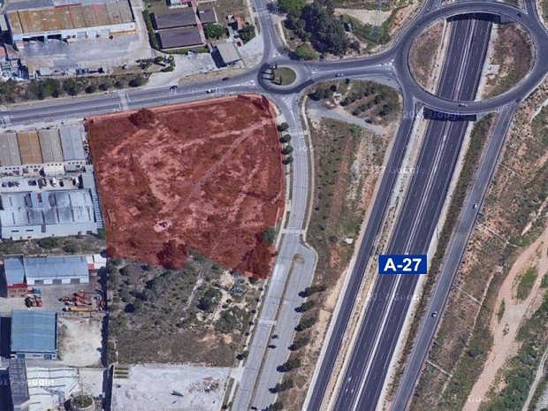 Solar industrial en venda de 12.498 m² - Tarragona #2