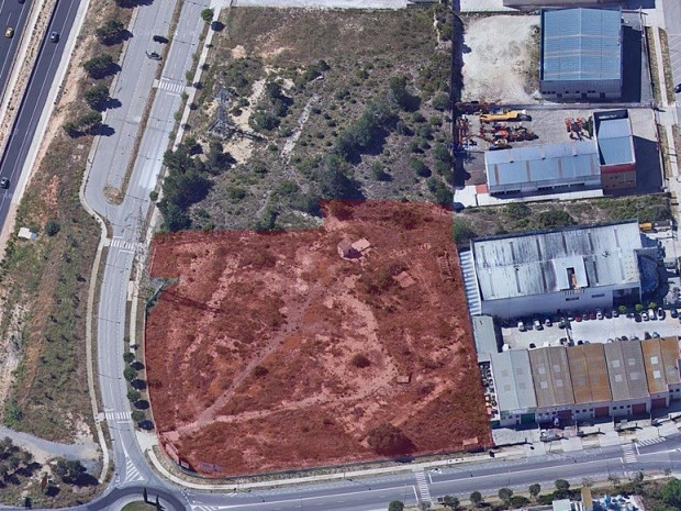 Solar industrial en venda de 12.498 m² - Tarragona #3