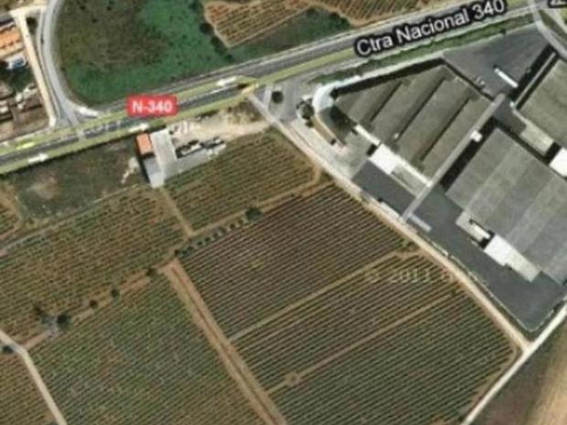 Solar industrial en venda de 25.874 m² - Sant Cugat Sesgarrigues, Barcelona #1