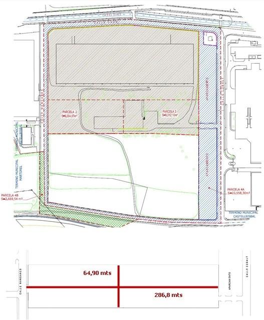 Solar industrial en Venta/alquiler de 9.312 m² - Castellbisbal, Barcelona #3